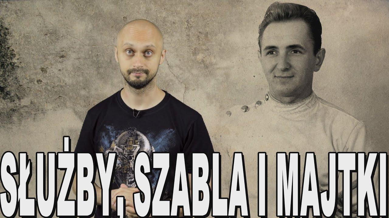 Służby, szabla i majtki - Jerzy Pawłowski. Historia Bez Cenzury