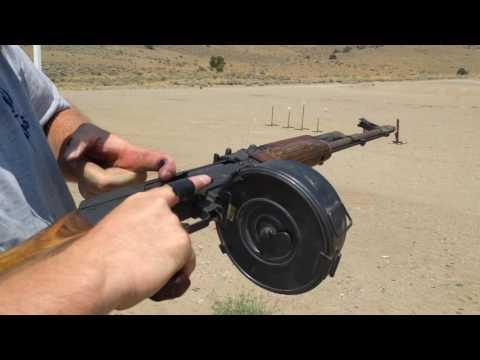 Full auto AK-47
