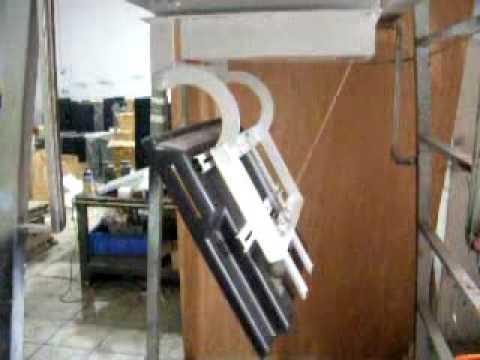 Plb m0544 remote control motorized flip down tv ceiling for Vivo motorized tv mount