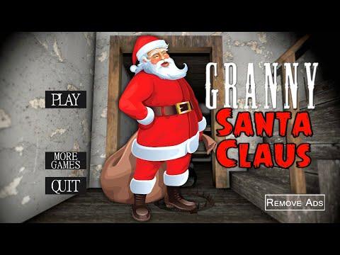 Granny is Santa Claus!