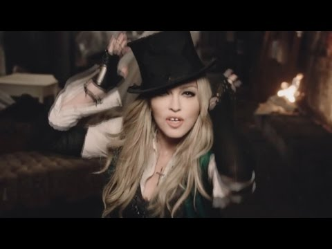 Madonna - Ghosttown (backwards).