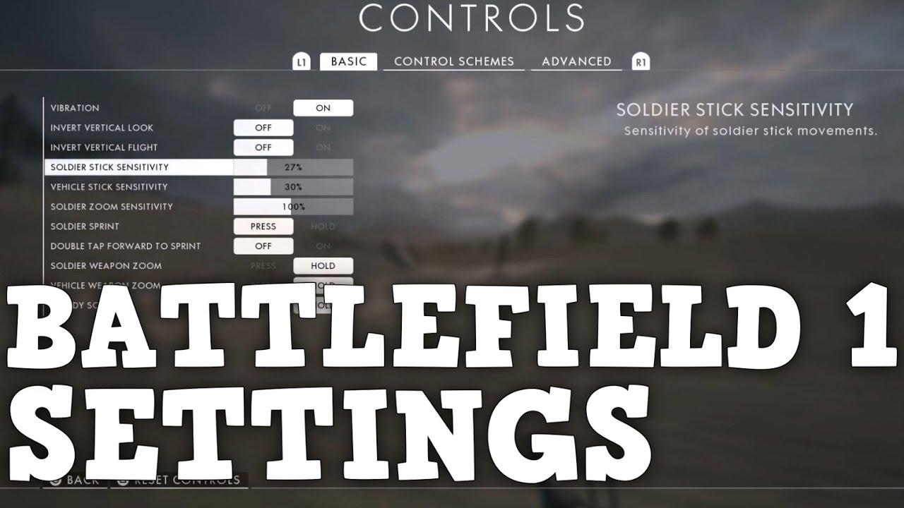 Battlefield 5: Settings Guide - Best Sensitivity? Best FOV ...
