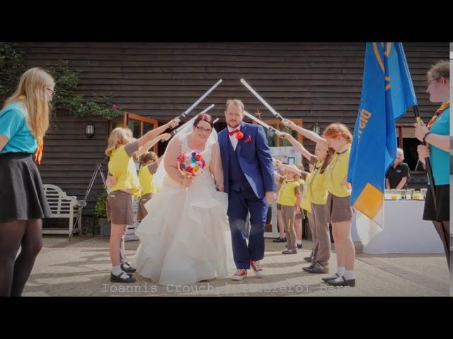 Fitzleroi Barn Wedding Film