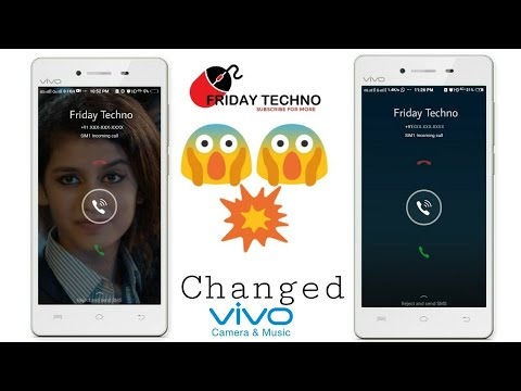 HOW TO CHANGE VIVO CALLER BACKGROUND PICTURE