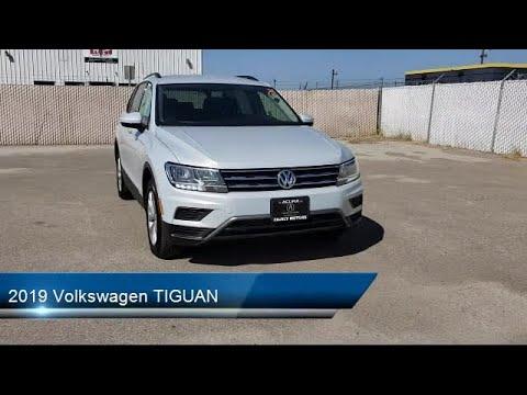 2019 Volkswagen TIGUAN Bakersfield Delano Visalia Valencia Fresno