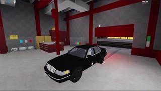 ROBLOX | Vehicle Simulator Ep1: Ford Crown Victoria