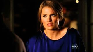 Castle 4x20 Beckett & Lanie Talk at the Apartment - The Limey (HD/CC)