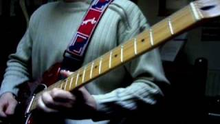 The Blues Bag (James Burton Telecaster, Freddie King style)