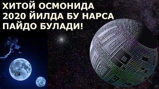 ХИТОЙ ОСМОНИДА 2020 ЙИЛДА БУ НАРСА ПАЙДО БУЛАР ЭКАН куринг