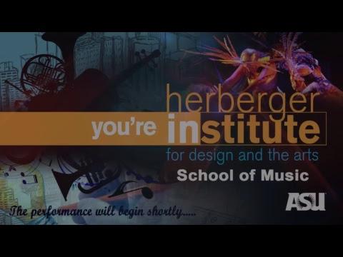 ASU Jazz Combos; Starts 10/10/2018 at 7:30pm AZ Time
