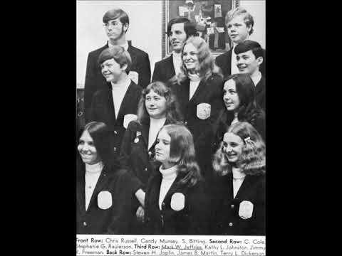1974 Maynard Evans High School Madrigals  - Unknown 1