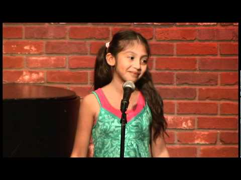 9 year old Comedian