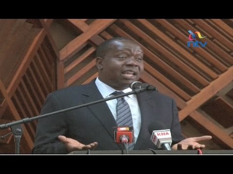 Matiang'i to carry on impromptu visits says head teachers must take charge of schools