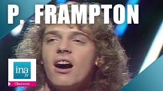 "Peter Frampton ""Got me feet back on the ground """