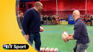 Stringer v Healey - battle of the scrum halves | Rugby Tonight