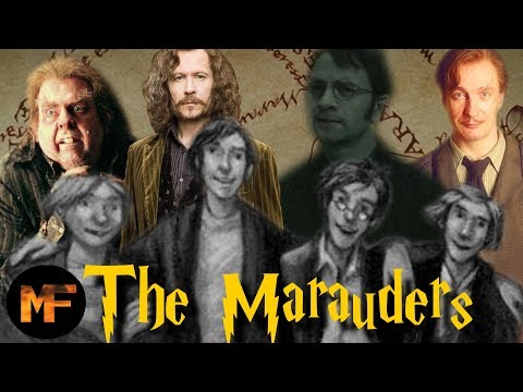 The Marauders Origins Explained (Hogwarts Years to Their Deaths)