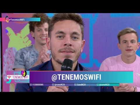 Tenemos Wifi - Programa #39 17/05/2018 | Maguie Bravi