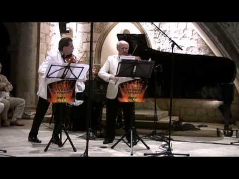 (1/2) Händel - Trio sonata for 2 violins & continuo in G minor, Op. 2, No. 6, HWV 391