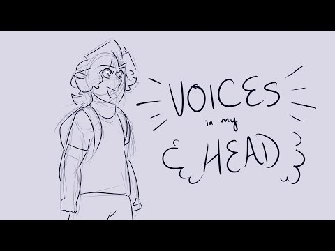Voices in my Head ((REUPLOAD)) || Be More Chill