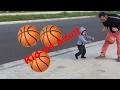 Kid Basketball Pro Vs Adults