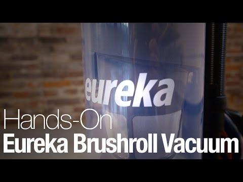This Eureka Vacuum Has a Built-In Brushroll Cleaner