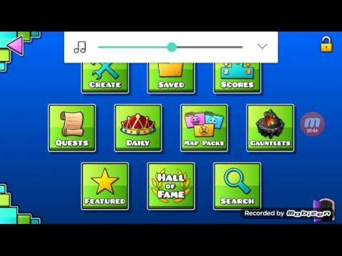 Geometry Dash 2.1 Hack All Icons Mediafire!!