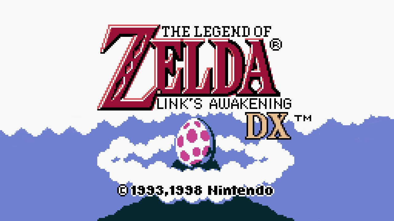 Legend Of Zelda Link's Awakening DX - Full Playthrough No Commentary