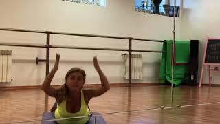 Упражнения для укрепления мышц спины . Часть 1