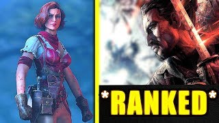 (BO4) All Special Weapons Ranked from Worst To Best - Black Ops 4 Zombies Ranking Every Specialist