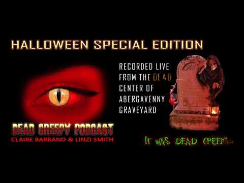Halloween Special! Spooky Graveyard Chat in the Dead Center of Abergavenny!