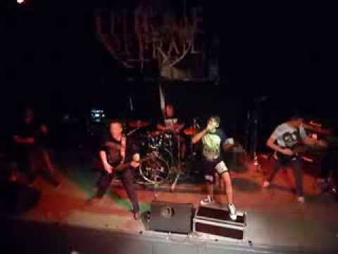Epitome Of Frail - Buried Memories @ Metal Cafe Live 04.10.2013