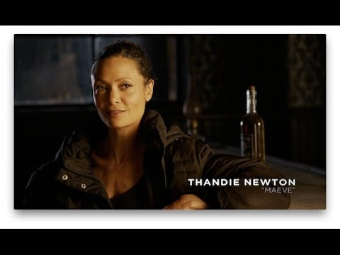 HBO WESTWORLD - THANDIE NEWTON on 'What Is Westworld?'