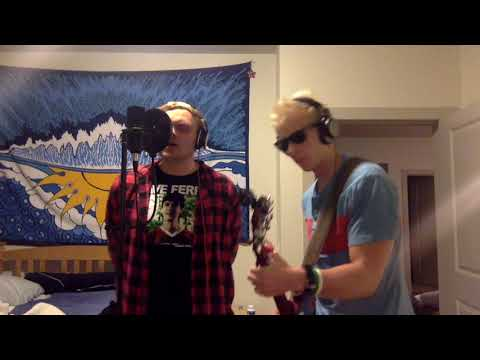 Mike Posner - I Took A Pill In Ibiza - licksbyandy cover