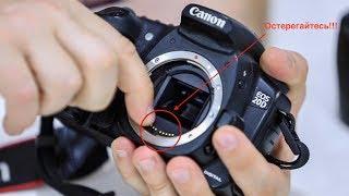 Як вибрати б/у фотоапарат?