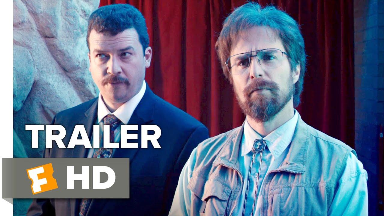 Download Don Verdean Official Trailer #1 (2015) - Sam Rockwell, Danny McBride Comedy HD
