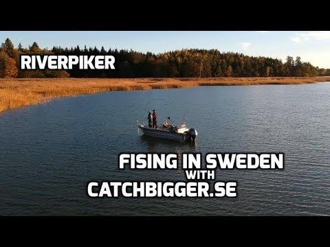 Pike Fishing In Sweden With Catchbigger Ep1 - (video 217)