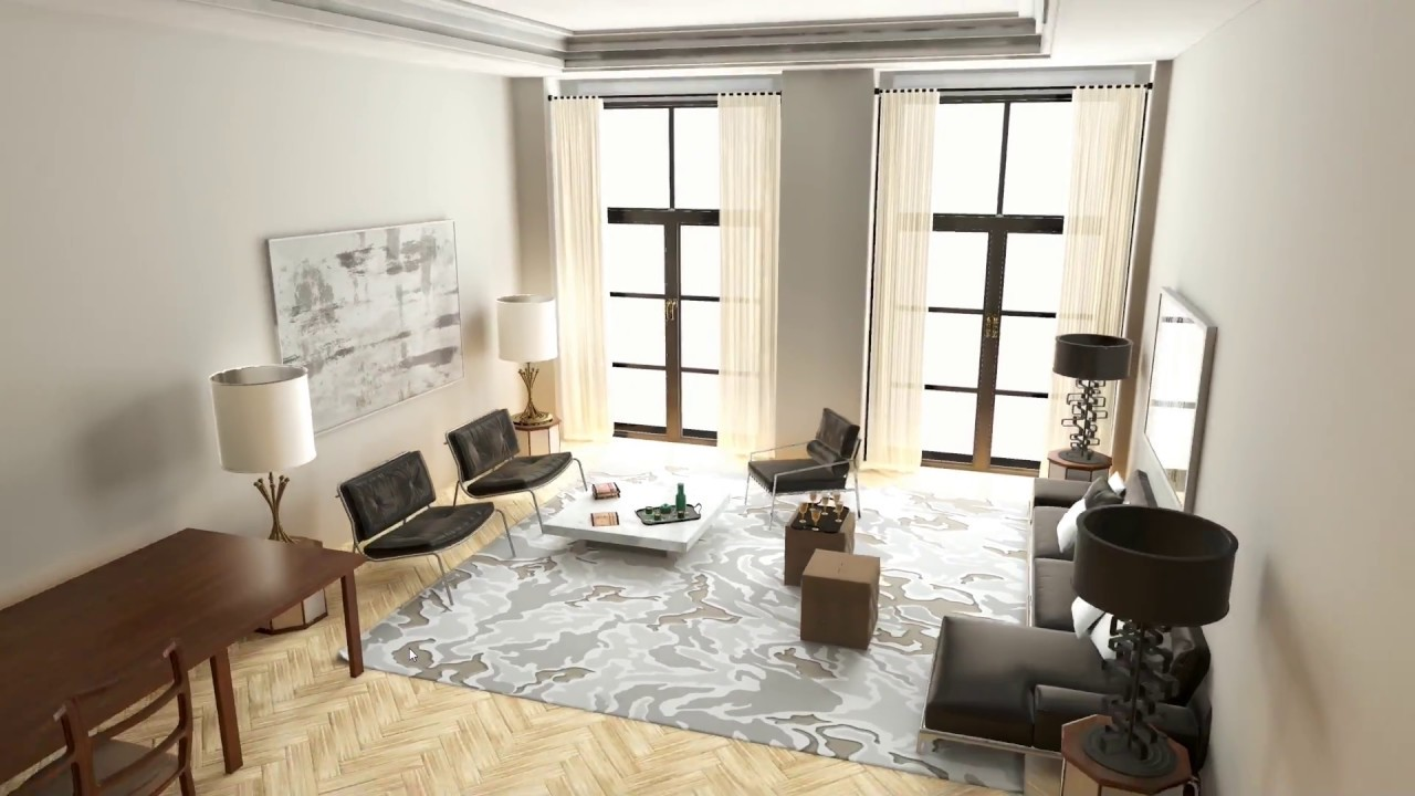 Unity 5 interior lighting test youtube for Interior design lighting quiz