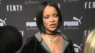 Fenty Puma by Rihanna - Fashion show - New York