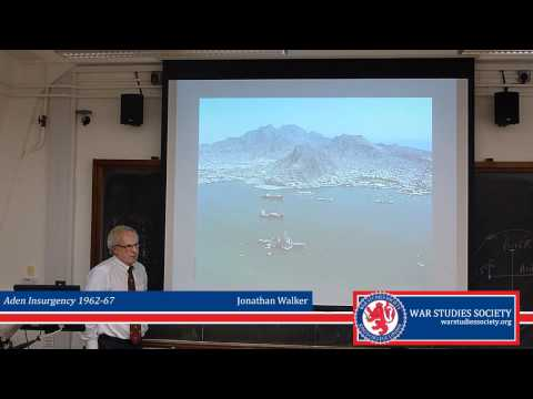 Aden Insurgency 1962-67 (Jonathan Walker)