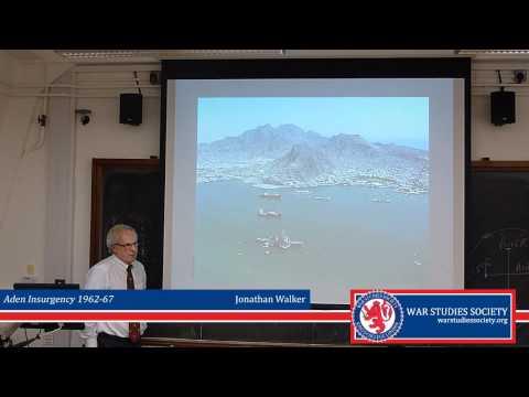 Aden Insurgency 1962-67 (Jonathan Walker)