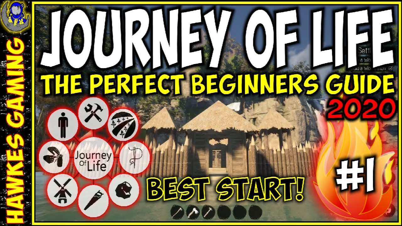 How to Have the Best Start in Journey of Life Gameplay 2020 Journey of Life Game Beginners Guide #1