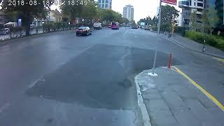 Bisikletle 15 dakikada 4.levent - Şişli