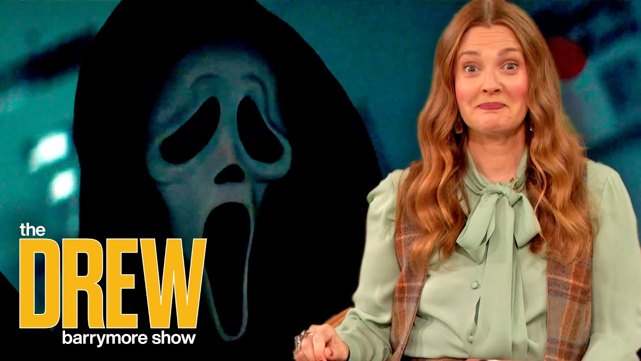 Drew Shares a First Look at Scream 5 | Drew's News