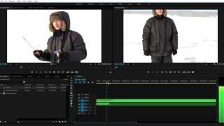 Синхронизация звука в Premiere Pro 2015.  Мультикамерный монтаж по звуку.  Монтаж с нескольких камер(, 2016-01-12T15:39:04.000Z)