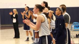 UConn Women Depart for NCAA Regionals in Albany