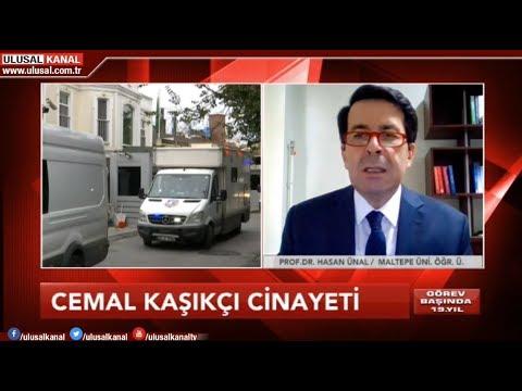 Gün Ortası- 13 Kasım 2018- Prof. Dr. Hasan Ünal- Umut Tezerer- Ulusal Kanal