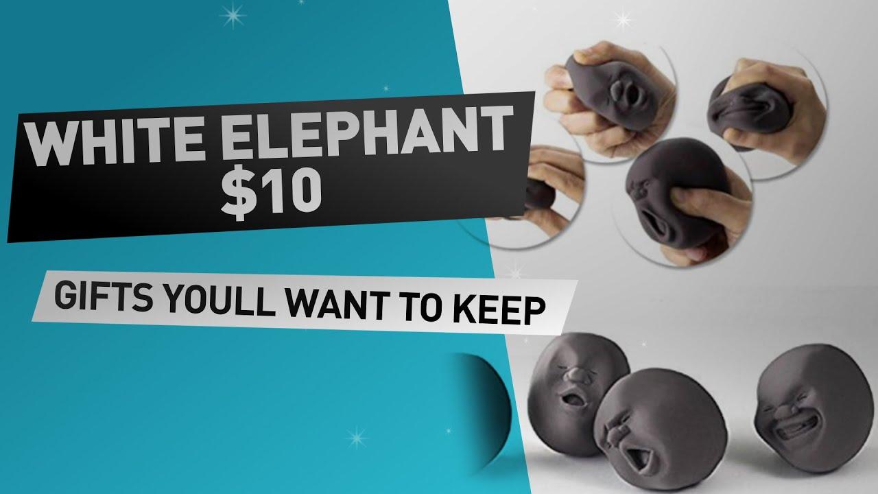 white elephant gifts under 10 dollar great white elephant gift ideas 2016 youtube