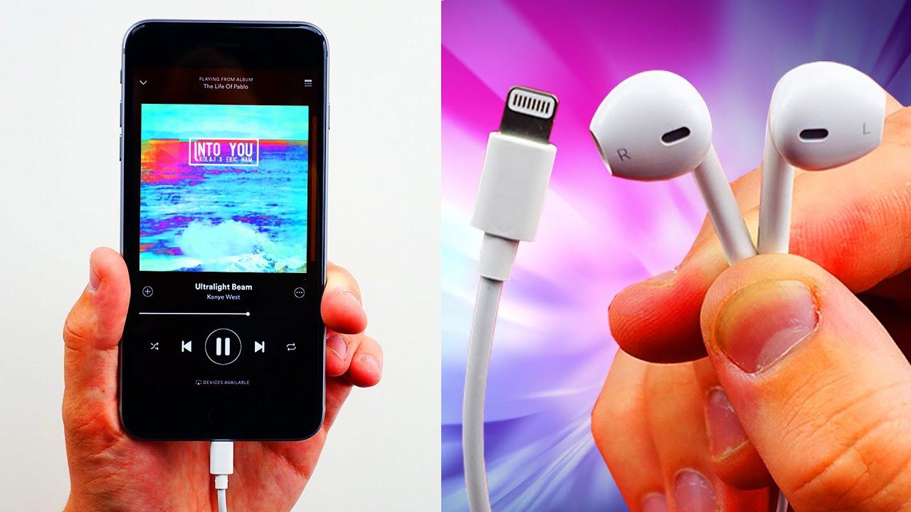 Giveaway iphone 7 headphones adapter