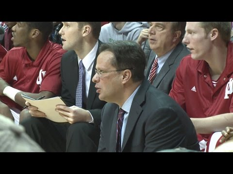 Tom Crean fired by Indiana University on 3/16/17