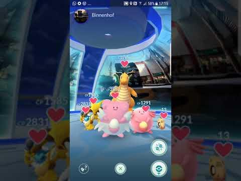 Pokémon go in Amstelveen